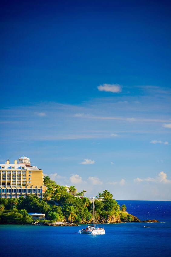 Virgin Islands Family Vacation