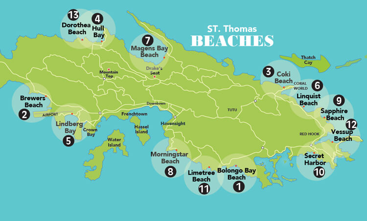 St Thomas Virgin Islands What To Do There